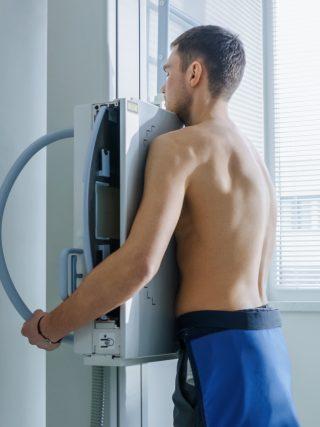 Rentgen (RTG) klatki piersiowej - jak przebiega, jak się przygotować