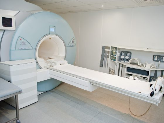 Rezonans magnetyczny dla osób otyłych