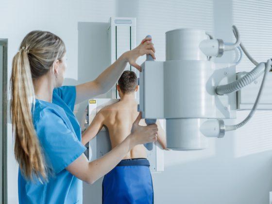 RTG (rentgen) - na czym polega badanie
